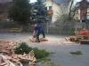 Maibaumaufstellen 2005